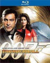 007 Thunderball Blu Ray