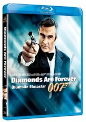 007 Diamonds Are Forever Ölümsüz Elmaslar Blu Ray