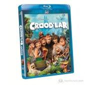 Croods Croodlar 3d Blu Ray