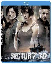 Sector 7 Sektör 7 3d Blu Ray