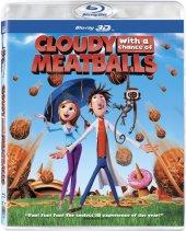 Cloudy With Chance Of Meat Balls Köfte Yağmuru 3d Blu Ray