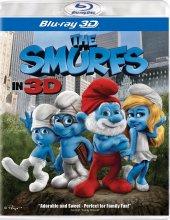 Smurfs Şirinler 3d Blu Ray