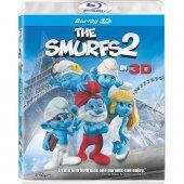 Smurfs 2 Şirinler 2 3d Blu Ray