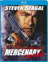 Mercenary For Justice Adalet Savaşçısı Blu Ray