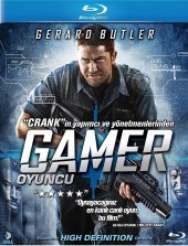 The Gamer Oyuncu Blu Ray