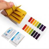 Ph Metre Test Ölçme Kağıdı 80 Li 80 Adet Turnusol Kağıdı