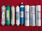 8 Li Su Arıtma Cihazı Filtre Seti
