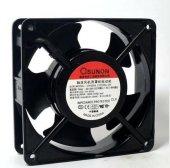 220v Kuluçka Fan 12cm Metal Demir Fan 120x120x38mm