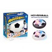 Hoverball Havada Kayan Işıklı Futbol Topu Air Power Soocer Disk