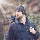 AUKEY EP-B36  Katlanabilir Kablolu + Kablosuz Bluetooth Kulaklık-4