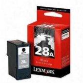 Lexmark 18c1528e Orjinal Siyah Kartuş 28a