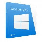 Microsoft Windows 10 Pro Kutu Tr 64bit Fqc...