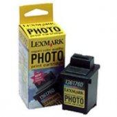 Lexmark 1361760 Orjinal Renkli Foto Kartuş