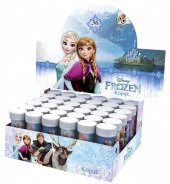Balon Köpük Frozen Bubbles 36 Adet