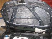 Simself Oto Ses Yalıtım Bantı 15 Cm X 1 Metre Aluminyum-4