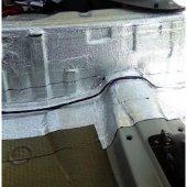 Simself Oto Ses Yalıtım Bantı 15 Cm X 1 Metre Aluminyum-5