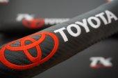 Toyota Logo Karbon Desen Koltuk Arası Fitili 2 Li Set 2019 Style