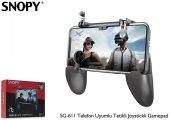 Snopy Sg 611 Tetikli Joystickli Pubg Gamepad