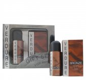 Verdure Bronz Erkek Edt + Deodorant Kofre Set