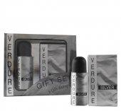 Verdure Silver Erkek Edt + Deodorant Kofre Set