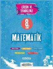 Okyanus 8. Sınıf Matematik Çözüm Ve Tekniklerle (K...