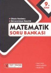 Test Teknik 9.sınıf Matematik Soru Bankası (Kampan...