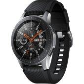 Samsung Galaxy Watch (42mm) (Android Ve İphone Uyumlu) Gümüş Sm R810nzsatur (Samsung Türkiye Garantili)