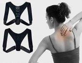 Yeni Model Dik Duruş Aparatı Kamburluk Önleyici Posturex Dik Durmayı Sağlayan Bel Sırt Destek Yeleği-5