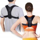 Yeni Model Dik Duruş Aparatı Kamburluk Önleyici Posturex Dik Durmayı Sağlayan Bel Sırt Destek Yeleği-8