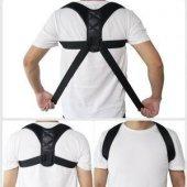 Yeni Model Dik Duruş Aparatı Kamburluk Önleyici Posturex Dik Durmayı Sağlayan Bel Sırt Destek Yeleği-10