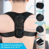 Yeni Model  Dik Duruş Aparatı Kamburluk Önleyici Posturex Dik Duruş Korsesi Bel Sırt Korsesi Yeleği-4