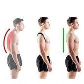 Yeni Model  Dik Duruş Aparatı Kamburluk Önleyici Posturex Dik Duruş Korsesi Bel Sırt Korsesi Yeleği-6