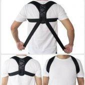 Yeni Model  Dik Duruş Aparatı Kamburluk Önleyici Posturex Dik Duruş Korsesi Bel Sırt Korsesi Yeleği-7