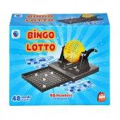 08026 Sun Yfn Bingo Loto Set 48 Kartlı Mekanizmalı