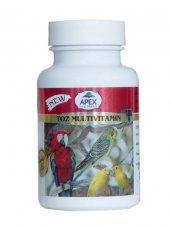 Apex Toz Vitamin (Kuş Toz Vitamin) 100 G