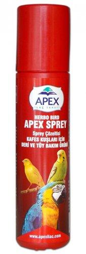 Apex Sprey (Kafes Kuşları Deri Ve Tüy Bakım)