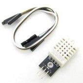 Dht22 Arduino Sensör Modül (Nem Ve Sıcaklık Sensör...