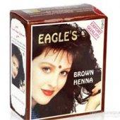 Henna Eagle' S Hint Kınası Brown Kahverengi...