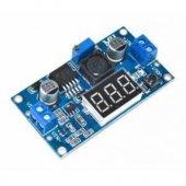 Lm2596 Dc Dc Power Modül(Göstergeli)