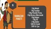 Yazar Ramazan Paketi 1 Gıda Kolisi
