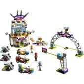 Lego Friends Büyük Yarış Günü 41352 7 12