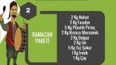 Yazar Ramazan Paketi 2 Gıda Kolisi