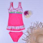 Sam Kız Çocuk Elbise Mayo Bikini 23011