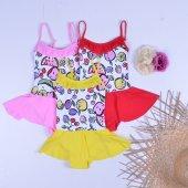 Endeep Kız Çocuk Mayo Bikini 21502
