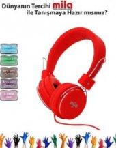 Mıla Ml X7 Red X7 Telefon & Pc Uyumlu Kulaklık...