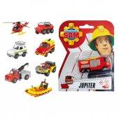 3091000 Rc Fireman Sam Single Pack 8asst