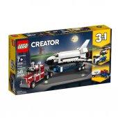 Lmc31091 Creat.mekik Nakliye Aracı Creator +7 Yaş 341 Pcs Lego