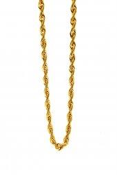 Cigold 22 Ayar Altın Taşsız Zincir 60k1zn11710002049