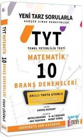 Lemma Tyt Matematik Video Çözümlü 10 Branş...