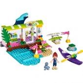 Lgf41315 Fr Heartlake Sörf Mağazası Friends 6 12 Yaş Lego 186pcs